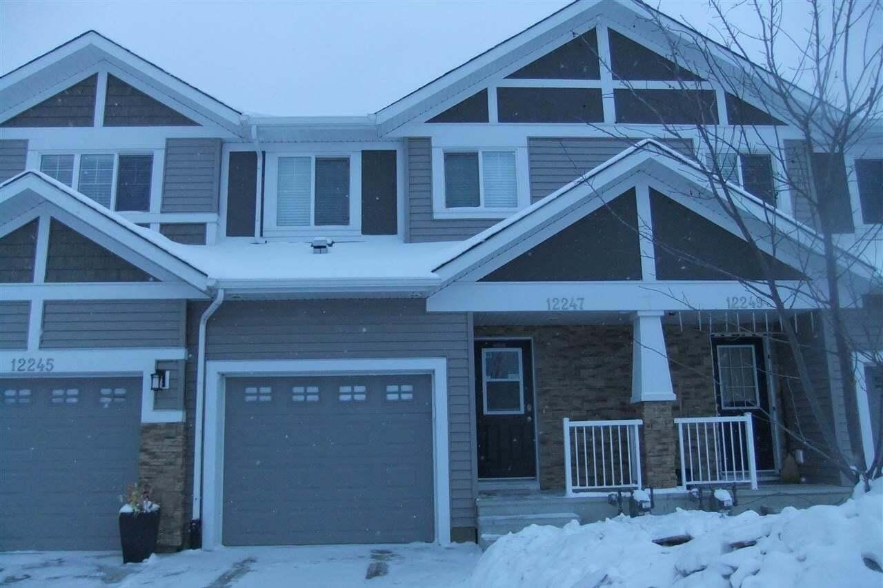 House for sale at 12247 167a Av NW Edmonton Alberta - MLS: E4144323