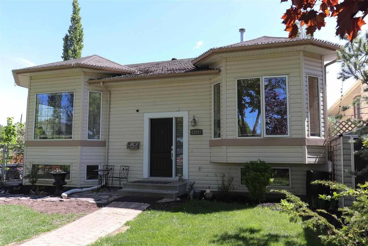 House for sale at 12247 85 St NW Edmonton Alberta - MLS: E4200233