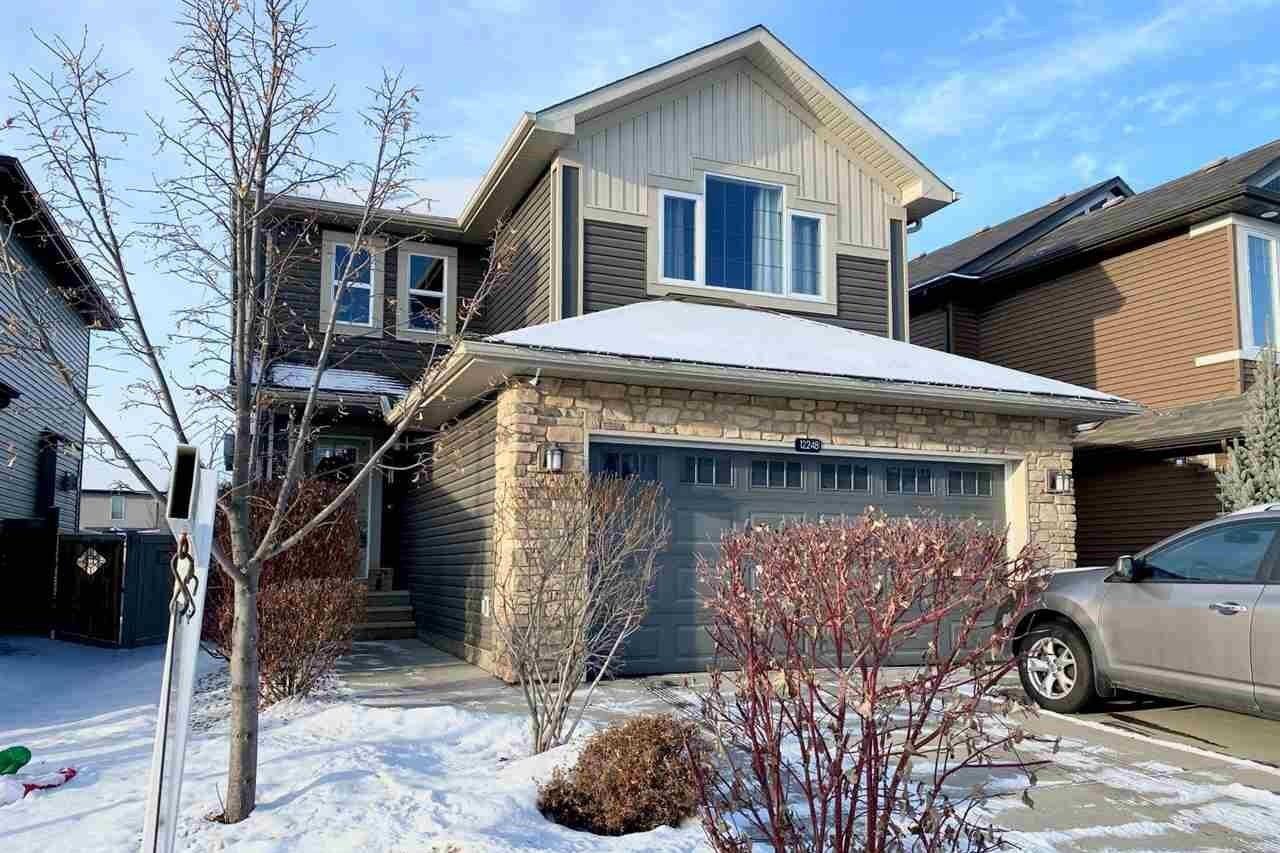 House for sale at 12248 170 Av NW Edmonton Alberta - MLS: E4218143