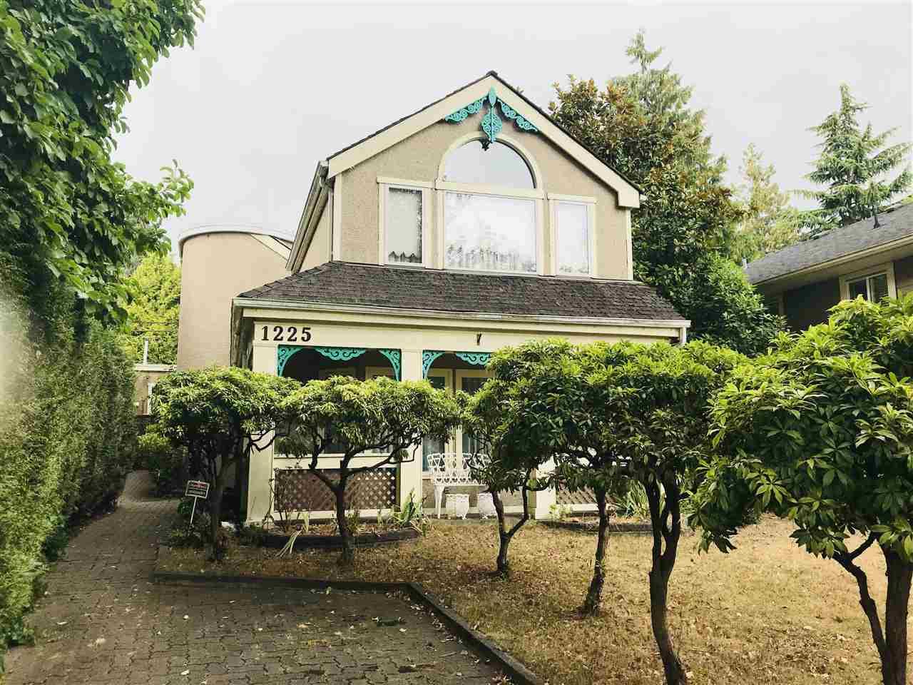 Sold: 1225 Park Drive, Vancouver, BC