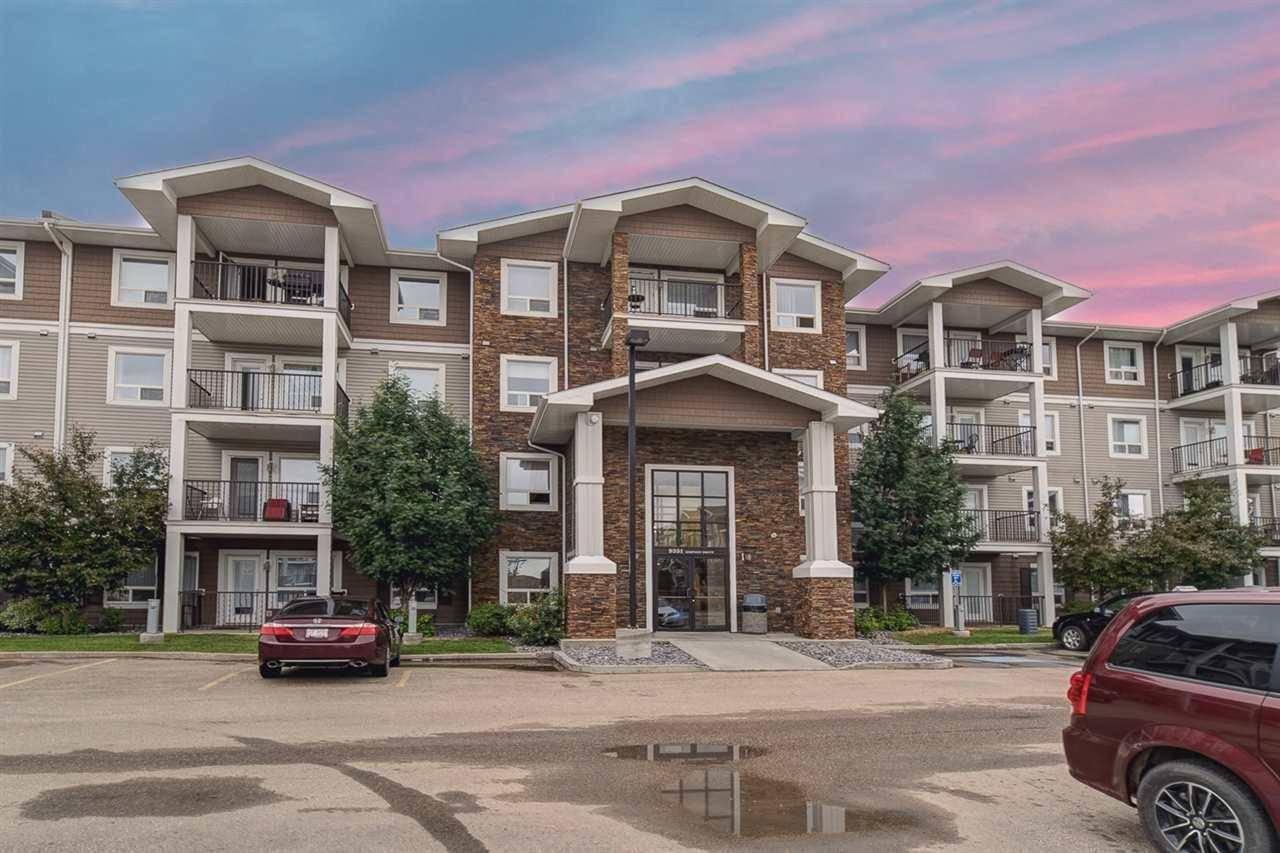 Condo for sale at 9363 Simpson Dr Nw Unit 1226 Edmonton Alberta - MLS: E4163280