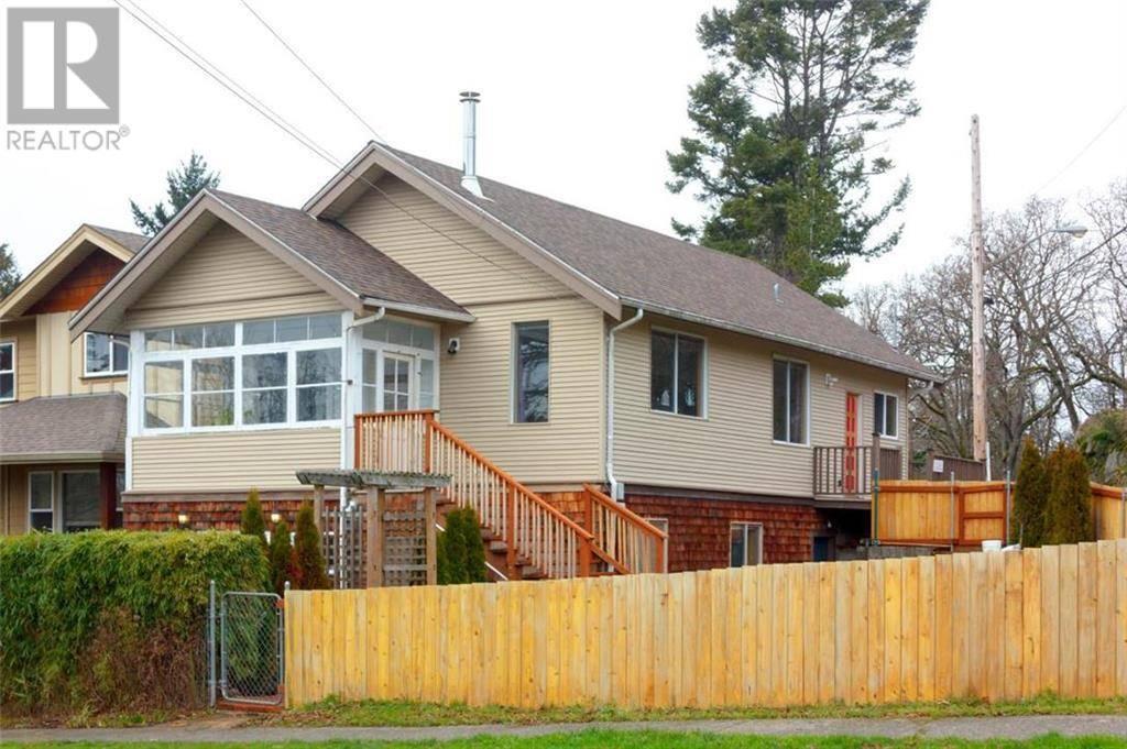 House for sale at 1226 Effingham St Victoria British Columbia - MLS: 419982