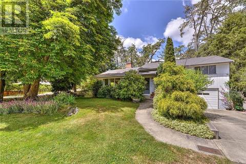 House for sale at 1226 Tattersall Dr Victoria British Columbia - MLS: 412354