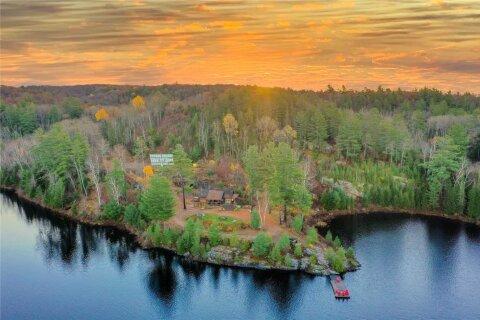 House for sale at 1226 Trapline Tr Dysart Et Al Ontario - MLS: X4997078