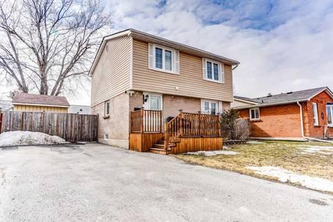 House for sale at 1226 Trowbridge Dr Oshawa Ontario - MLS: E4388189