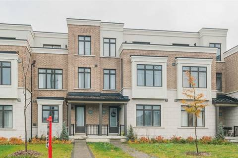 Townhouse for sale at 1226 Wellington St Aurora Ontario - MLS: N4621775