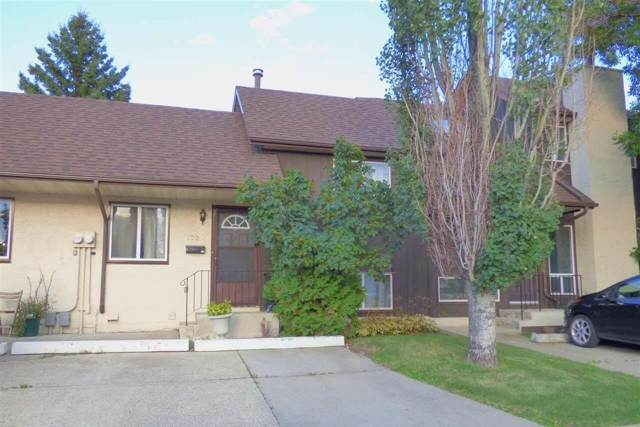 Townhouse for sale at 1227 62 St NW Edmonton Alberta - MLS: E4210031