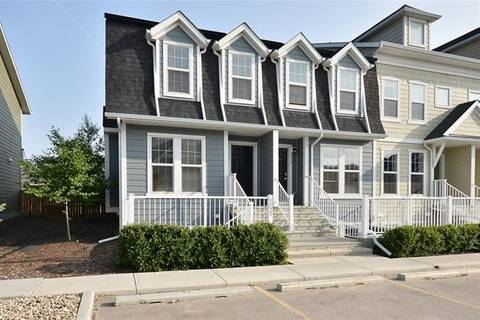 Townhouse for sale at 1227 Auburn Bay Circ Southeast Calgary Alberta - MLS: C4246229