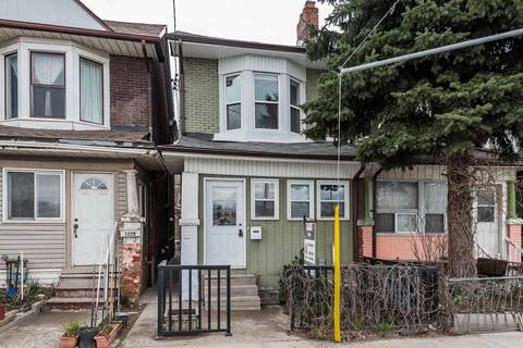 Townhouse for sale at 1227 Bathurst St Toronto Ontario - MLS: C4425501