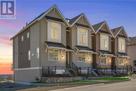 Townhouse for sale at 1227 Flint Ave Victoria British Columbia - MLS: 411934