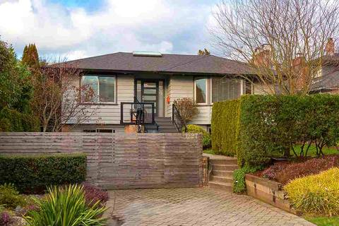 House for sale at 1227 Jefferson Ave West Vancouver British Columbia - MLS: R2438026