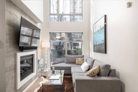 Townhouse for sale at 1227 Richards St Vancouver British Columbia - MLS: R2358295