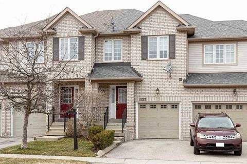 Townhouse for rent at 1227 Westview Terr Oakville Ontario - MLS: W4740226