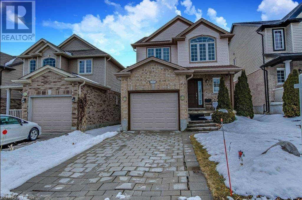House for sale at 1227 Whetherfield St London Ontario - MLS: 245153