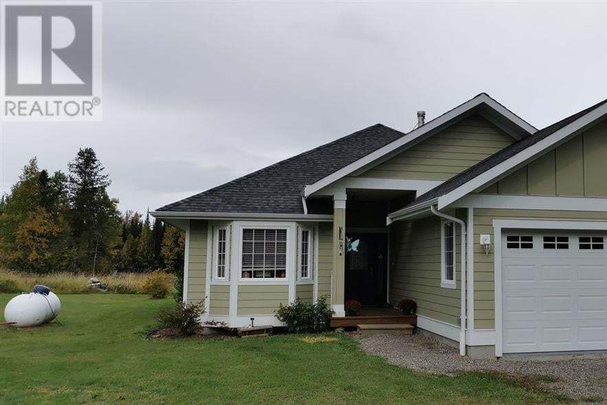 House for sale at 12270 Chief Lake Rd Prince George British Columbia - MLS: R2502569