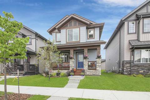 House for sale at 1228 161 St Sw Edmonton Alberta - MLS: E4161697