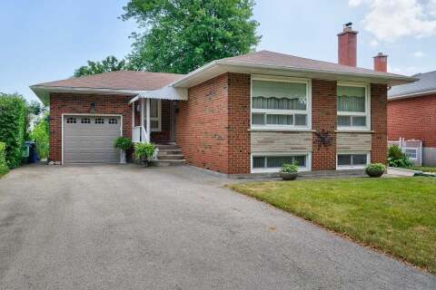 House for sale at 1228 Canvey Cres Mississauga Ontario - MLS: W4826379