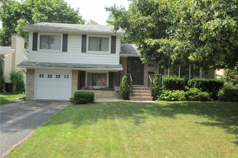 House for sale at 1228 Pallatine Dr Oakville Ontario - MLS: W4531280