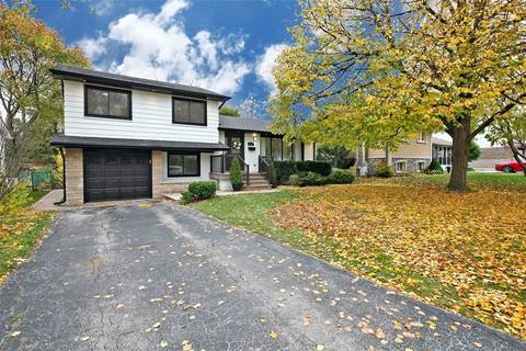 House for sale at 1228 Pallatine Dr Oakville Ontario - MLS: W4668007