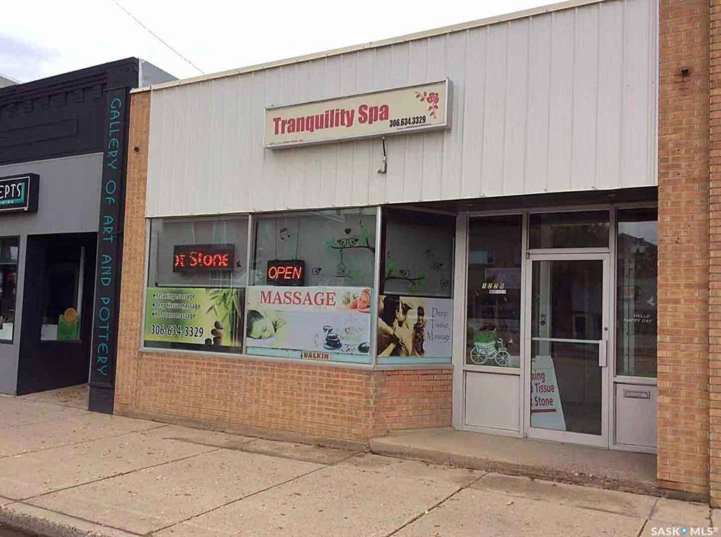 Commercial property for sale at 1229 4th St Estevan Saskatchewan - MLS: SK790394