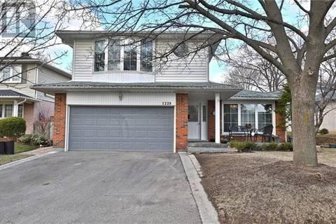 House for sale at 1229 Falgarwood Dr Oakville Ontario - MLS: 30730192