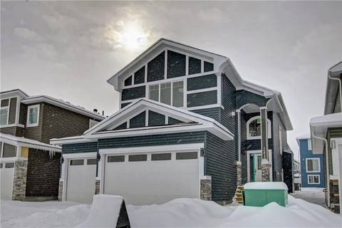 House for sale at 1229 Iron Landing Wy Crossfield Alberta - MLS: C4233837