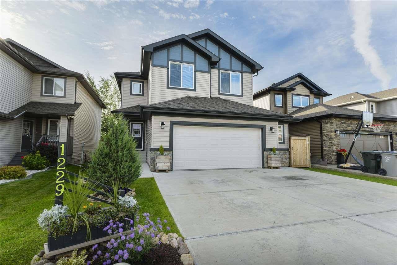 House for sale at 1229 Westerra Cres Stony Plain Alberta - MLS: E4189482