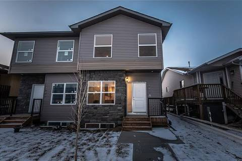 Townhouse for sale at 122 8 Ave Southeast High River Alberta - MLS: C4292630