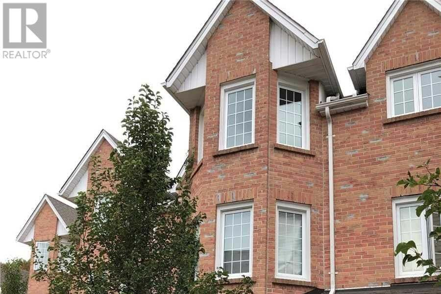 Townhouse for sale at -2110 Cleaver Ave Unit 123 Burlington Ontario - MLS: W4950967