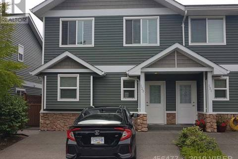 Townhouse for sale at 170 Centennial Dr Unit 123 Courtenay British Columbia - MLS: 456477
