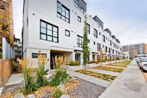 Townhouse for sale at 1719 9a St Southwest Unit 123 Calgary Alberta - MLS: C4263124