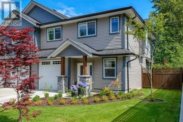 Townhouse for sale at 2077 20th St Unit 123 Courtenay British Columbia - MLS: 469219