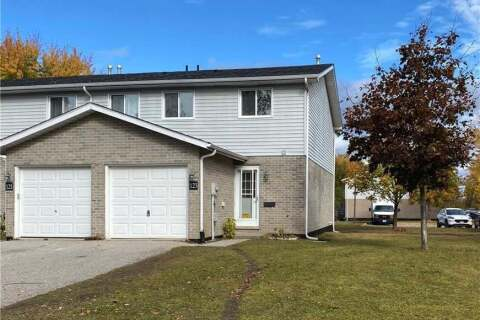 Townhouse for sale at 25 South St Unit 123 Orillia Ontario - MLS: 40035715