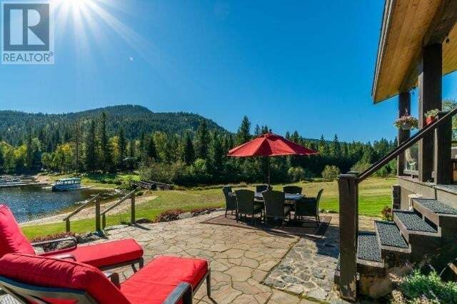 House for sale at 4260 Barriere Lakes Rd Unit 12.3 Barriere British Columbia - MLS: 158832