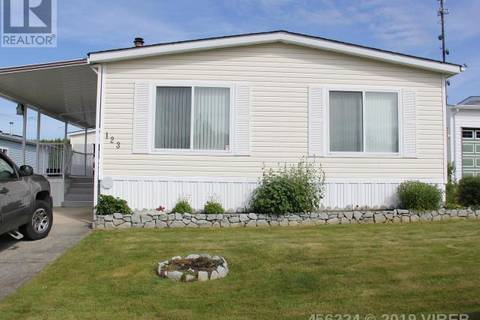 Residential property for sale at 4714 Muir Rd Unit 123 Courtenay British Columbia - MLS: 456224