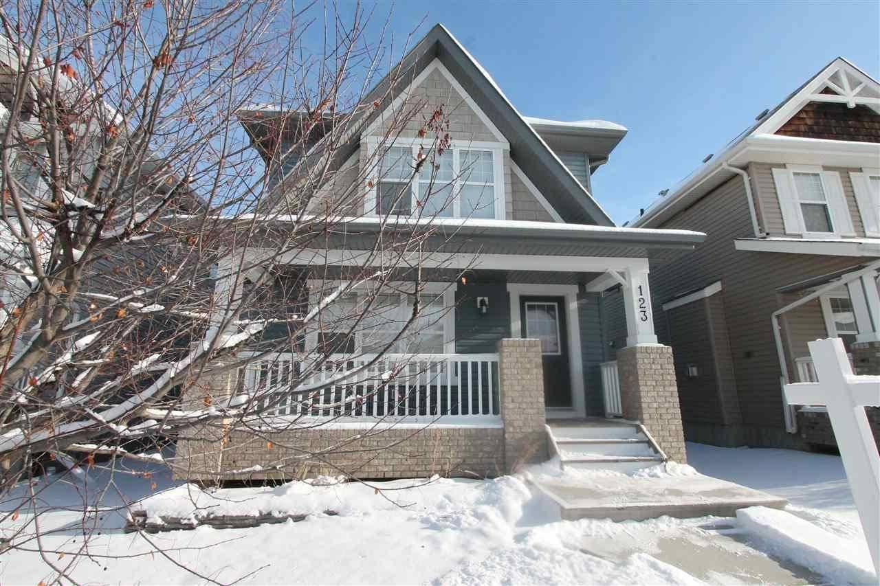 House for sale at 123 59 St Sw Edmonton Alberta - MLS: E4178417