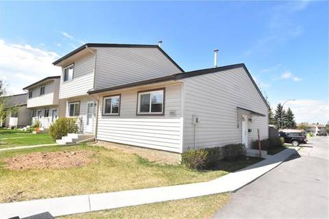 Townhouse for sale at 6100 4 Ave Northeast Unit 123 Calgary Alberta - MLS: C4245094