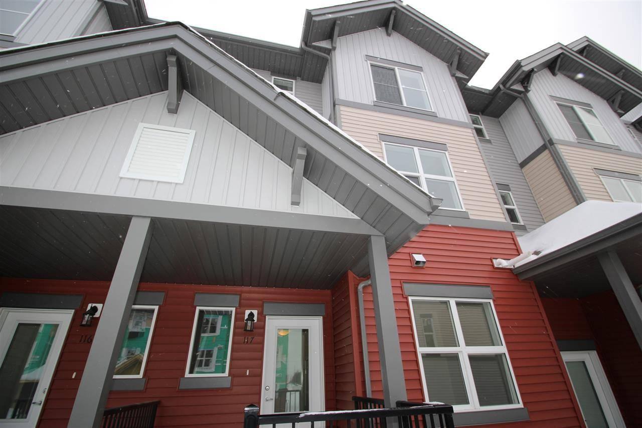 Townhouse for sale at 655 Watt Blvd Sw Unit 123 Edmonton Alberta - MLS: E4162550