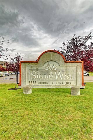 Condo for sale at 6868 Sierra Morena Blvd Southwest Unit 123 Calgary Alberta - MLS: C4264119