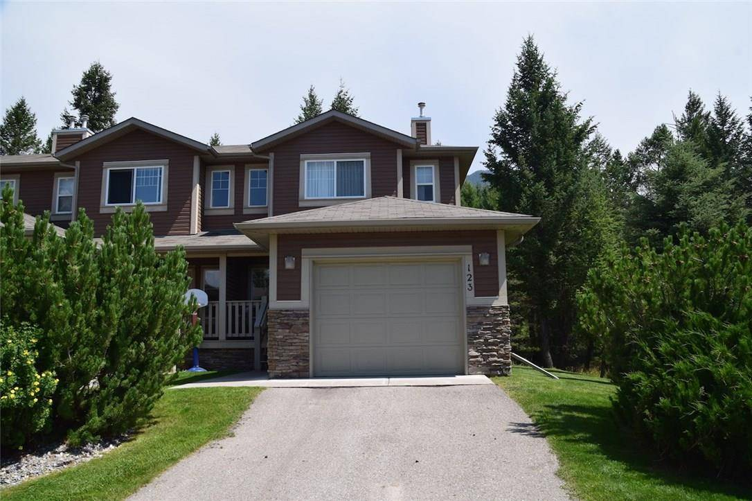 Townhouse for sale at 7599 Eaglecrest Ln Unit 123 Radium Hot Springs British Columbia - MLS: 2437066