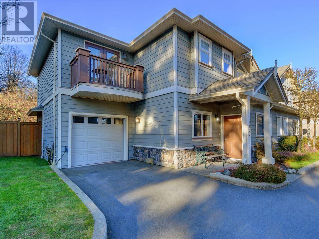 Townhouse for sale at 937 Skogstad Wy Unit 123 Victoria British Columbia - MLS: 421248