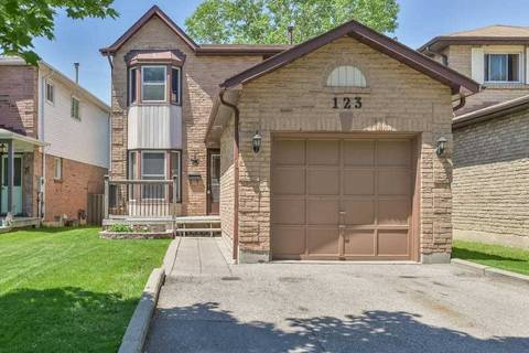 House for sale at 123 Angus Dr Ajax Ontario - MLS: E4492151
