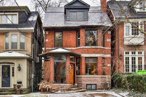 House for sale at 123 Balmoral Ave Toronto Ontario - MLS: C4667670