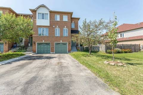 Townhouse for sale at 123 Brickyard Wy Brampton Ontario - MLS: W4606028