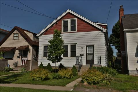 House for sale at 123 Broadway Ave Hamilton Ontario - MLS: X4494964