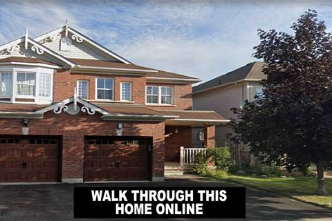Townhouse for sale at 123 Brownridge Pl Whitby Ontario - MLS: E4732792