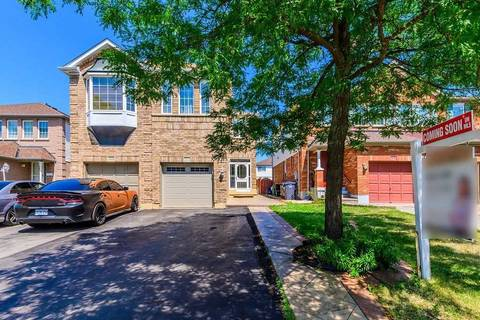 Townhouse for sale at 123 Bunchberry Wy Brampton Ontario - MLS: W4536151