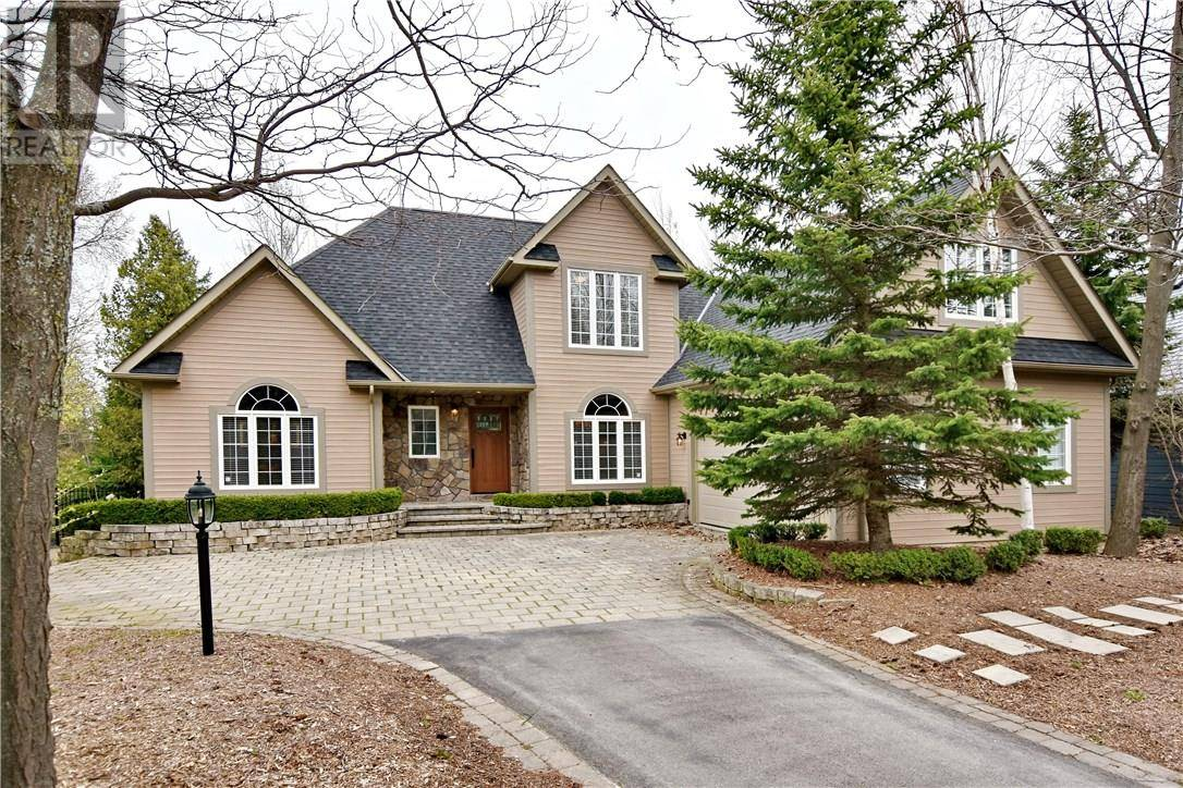 House for sale at 123 Cortina Cres The Blue Mountains Ontario - MLS: 192116