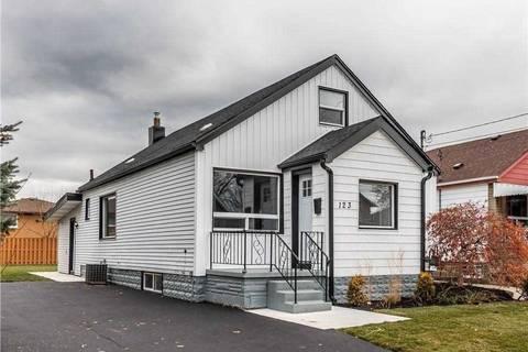 House for sale at 123 Craigroyston Rd Hamilton Ontario - MLS: X4699073