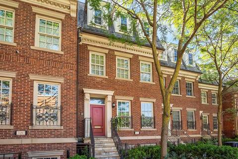 Townhouse for sale at 123 Davenport Rd Toronto Ontario - MLS: C4600627